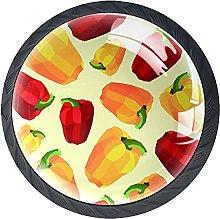 Dresser Drawer Handles Colored Peppers Bar Knobs