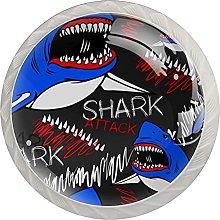 Dresser Drawer Handles Shark Bar Knobs Round