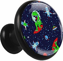 Dresser knobs Spaceship Dinosaur Bathroom knobs