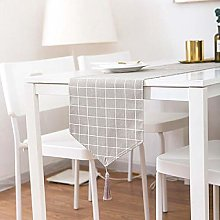 Dressing table and tea table cotton and Linen