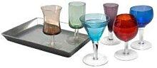 DRH Collection - 7 Piece Short Stemmed Liqueur