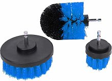 Drill Brush,3PCS Power Scrubber Brush Electric