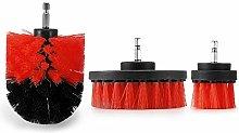 Drill Brush 3pcs/Set Electric Drill Brush Kit Tile
