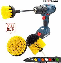 Drill Brush 4pcs/set Drill Power Scrub Clean Brush