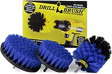 Drill Brush - Cleaning Supplies - Pool Accessories