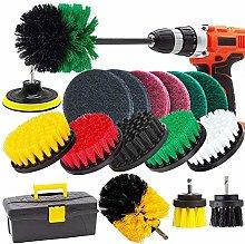 Drill Brush, GOH DODD 18 Pieces Power Scrubber