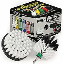 Drill Brush - Motorcycle - Car - Truck - Cleaning