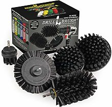 Drill Brush Power Scrubber by Useful Products - 4