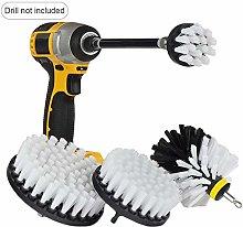 Drill Brush Scrub Kit Set 5 PCS Motorcycle