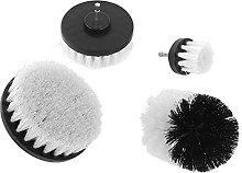Drill Brush Set, Fydun 4pcs Drill Brushes