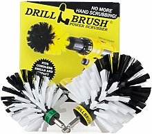 Drill Brush - Truck - Car - Motorcycles - Cleaning