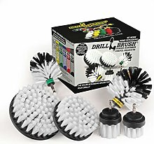 Drill Brush – Ultimate Car Wash Kit - Cleaning