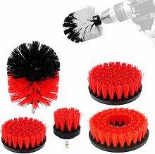 Drill Brushes Attachment kit ,All Purpose Drill