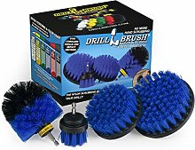 Drillbrush 4 Piece Cleaning Tool Attachment Kit