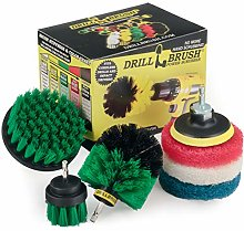 Drillbrush Cleaning Supplies - Brush Drill