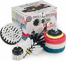 Drillbrush Cleaning Supplies - Detail Brush Set -