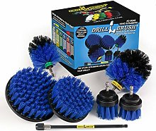 Drillbrush Ultimate Boat Cleaning Kit with 7 Inch