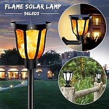 Drillpro - Flickering Flames Torch Lights Solar