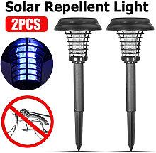 Drillpro - LED Solar Lamp Mosquito Killer Lamp