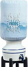 Drink More Watter Reusable Fabric 5 Gallon Water