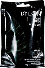 Dritz Dylon Permanent Fabric Dye 3.5 oz Dark Green