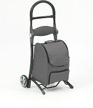 Drive DeVilbiss Shop N Sit Shopping Trolley