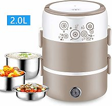 DROB Electric Lunch Box 2L,Portable Food Heater