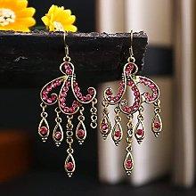 Drop Dangle Earrings,Vintage Drop Earring Boho