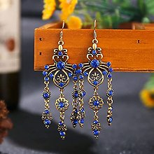 Drop Earrings,Vintage Drop Earring Boho Ethnic