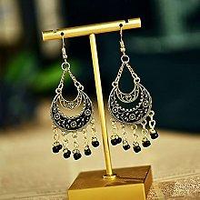 Drop Earrings,Vintage Drop Earring Gypsy Ethnic