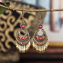Drop Earrings,Vintage Drop Earring Indian Ethnic