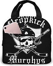 Dropkick Murphys Reusable Lunch Bag Lunch Tote Bag