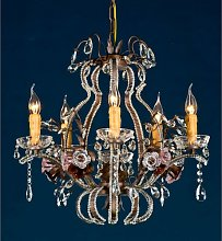 Drown 6 Light Candle Style Chandelier Astoria Grand