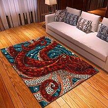 DRSTGYH Modern Rug Carpet Shaggy Area Rugs