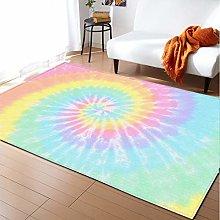DRTWE Carpet,Fashion Multicolor Pattern Anti-Skid