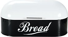 Druline Brotbox Container Bread Metal Bread Bin