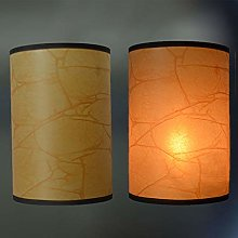 Drum Lampshade Cloth Cylindrical Lampshade, Table