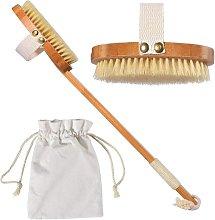Dry Brushing Body Brush, Dry Skin Brush, Body