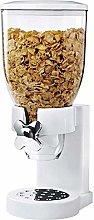 Dry Food Dispenser Single Control Airtight Kitchen