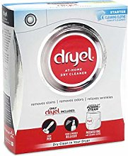 Dryel At-Home Dry Cleaning Starter Kit With Bag,