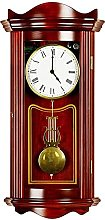 DSADDSD home Grandfather Clock Vintage Wall Clocks