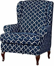 DSDD Stretch Wing Chair Slipcovers Armchair Covers