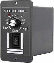 DSENIW QIDOFAN Motor Motor Speed Controller 12-60V