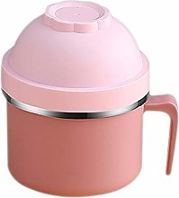 DSFHKUYB Lunch Box Food Warmer with Thermos Cup,