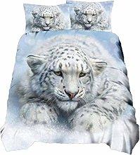 dsgsd queen bed duvet cover set minimalist white
