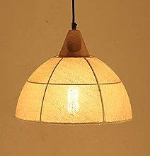 DSYADT Copper Solid Birds Pendant Light Retro E27