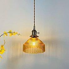 DSYADT Pendant Light Fitting - Modern Glass