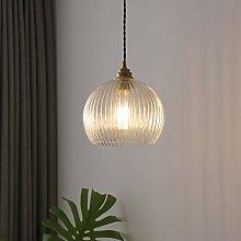 DSYADT Vintage Edison Pendant Light Fitting -