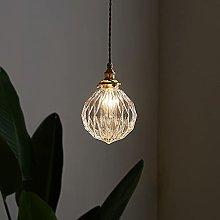 DSYADT Vintage Industrial Pendant Light Fitting -