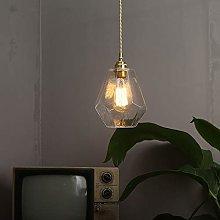 DSYADT Vintage Industrial Pendant Light Fitting